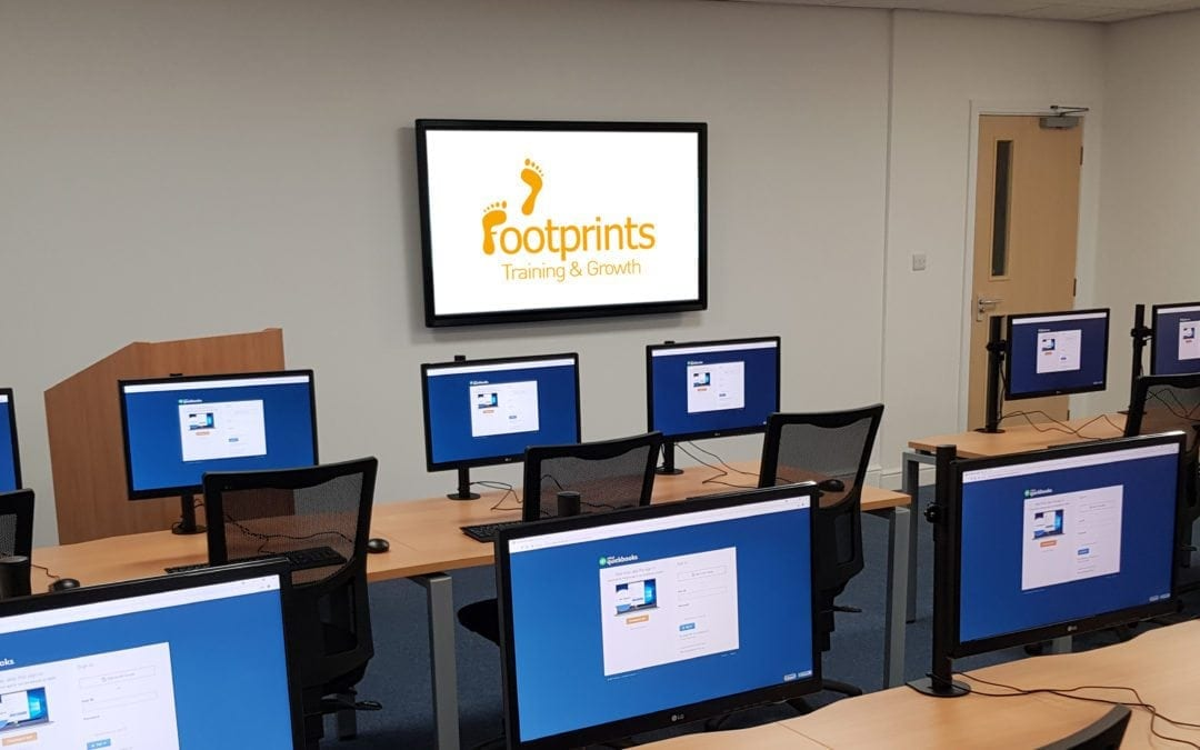 Footprints launch new courses in purpose built training centre